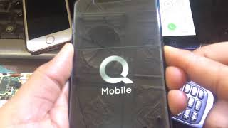 Q Mobile S15 Frp Remove , Unlock Frp With Cm2 Dongle