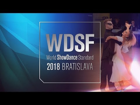 Munteanu - Sheedy, USA | 2018 WDSF WC Showdance Standard Final | DanceSport Total