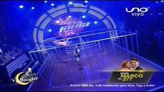 Bailando Bolivia - Marco y Stephanie Herela