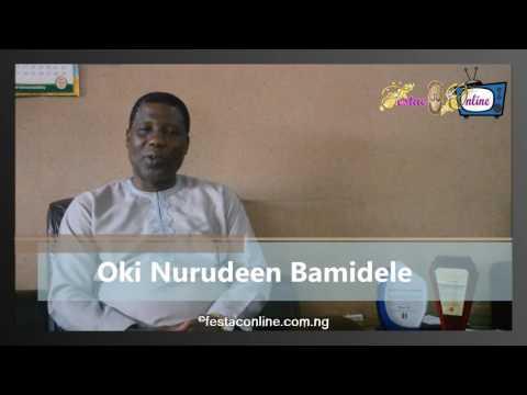 A Chat With Bamidele Nurudeen Oki, Sole Administrator , Amuwo Odofin LGA