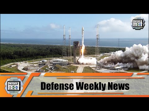 Defense Security News TV Weekly Navy Army Air Forces Industry Military Equipment May 2020 Episode 3