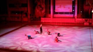 Танго  Гимнастки авторской школы Ларисы Лебедевой