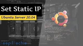How to Set Static IP in Ubuntu…