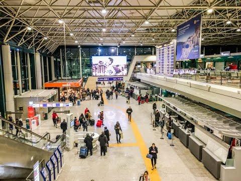 Leonardo Da Vinci Fiumicino Airport Fco In Rome Italy The Travel Mentor