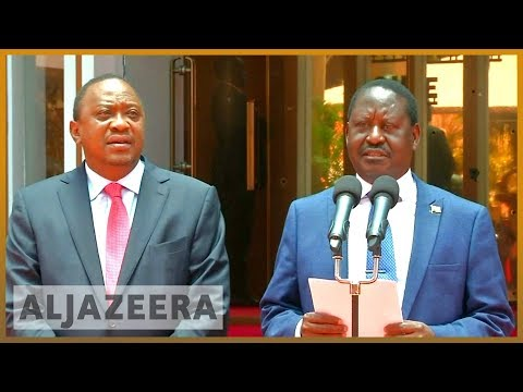 🇰🇪 Kenya's political rivals vow to work out differences | Al Jazeera English