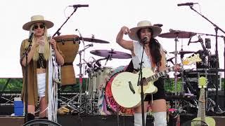 Steven Tyler, Loving Mary Band & The Sisterhood Band at Artpark