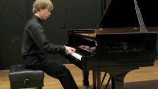 Chopin Etude op 10 no 1