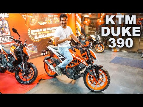 Booked 2017 KTM Duke 390 | First Showroom Launch India | Wal