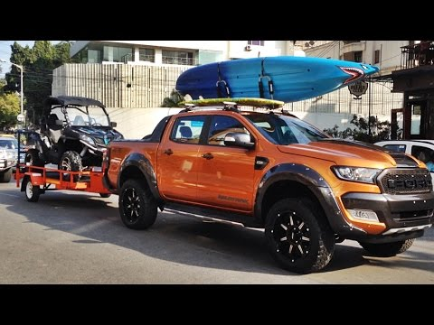 2017 Ford Ranger Wildtrak INDIA Bangalore
