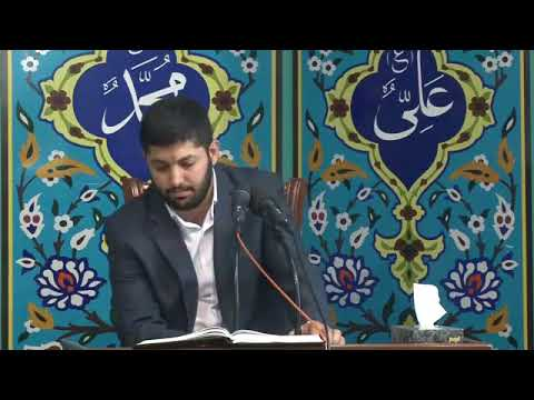 Haci Rahib #Ramazan2018 ayının 18-cı günü - Quran tilavət