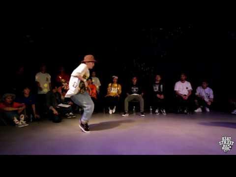 HipHop4Lady Semifinal 1 茵茵 vs Vivi | 20170507 BeatStreet x HipHop4Lady 2017