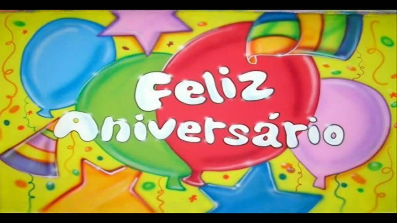 Mensagens Para Aniversario: Parabéns Pra Você