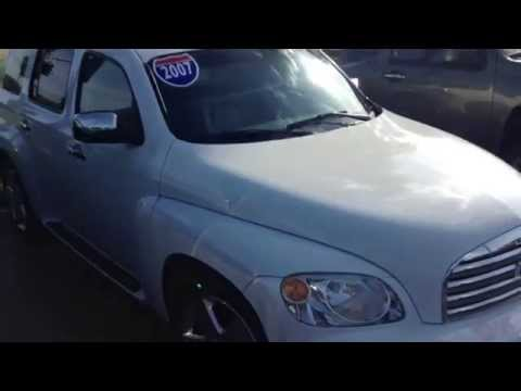 2007 Chevy HHR Quick Review / Tour