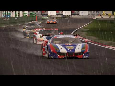 Project CARS 2 / Imola (wet) / FX6300 + GTX1060 (3gb)