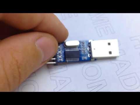 Нормальный программатор из дешевого TTL конвертера. Ардуино Pro Mini и PL2303