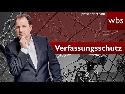 Lübcke-Mord & rechter Terror: Was darf der Verfassungsschutz? | Rechtsanwalt Christian Solmecke