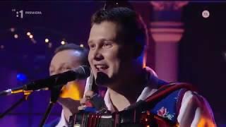 KOLLÁROVCI- SILVESTER 2017- Neskoro večer- Show Petra Marcina STV1