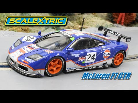 Scalextric McLaren F1 GTR
