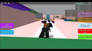 Roblox gameplay- Escape the iphone! part 2