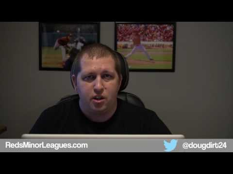 Reds Minor Leagues Talk: Episode 11