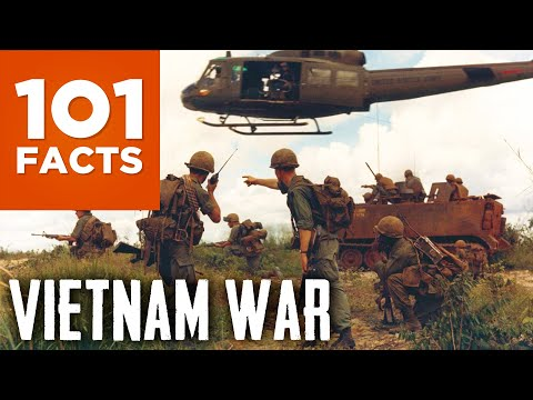 101 Facts About The Vietnam War