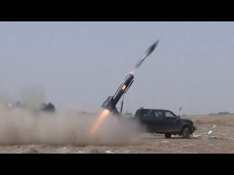 In battle with ISIS: Tikrit combat footage