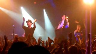 I'd Do Anything - Simple Plan (relentless Garage - 8th June 2011)