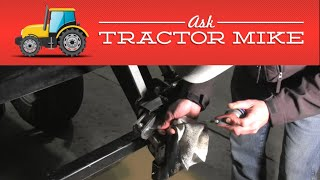 Don't Miss These Three Things During Your Annual Tractor Service!