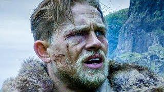 Битва Артура с Отрядом Черноногих ™️«Меч короля Артура» (2017)
