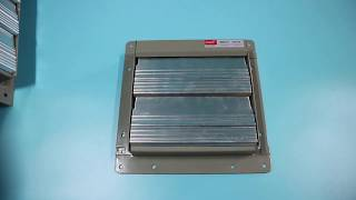 환풍기 셔터 SHP20 (빗물차단,역풍방지) 환풍기 커…