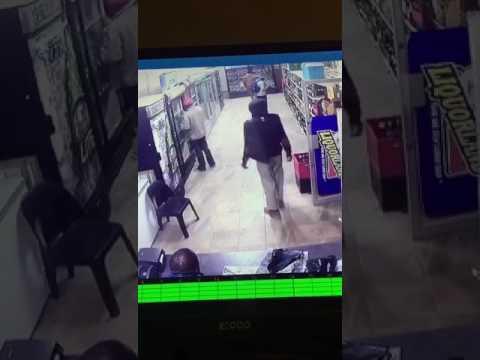 Ficksburg robbering