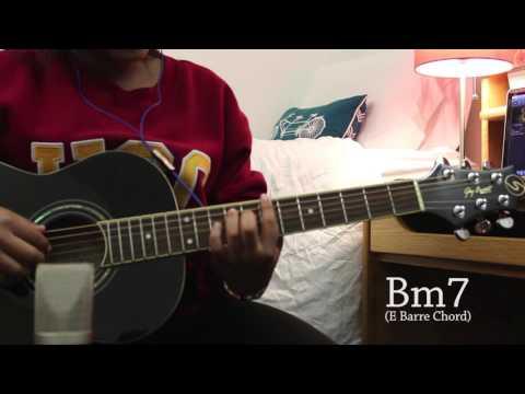 Pony - William Singe Version (2 Guitar Tutorial)