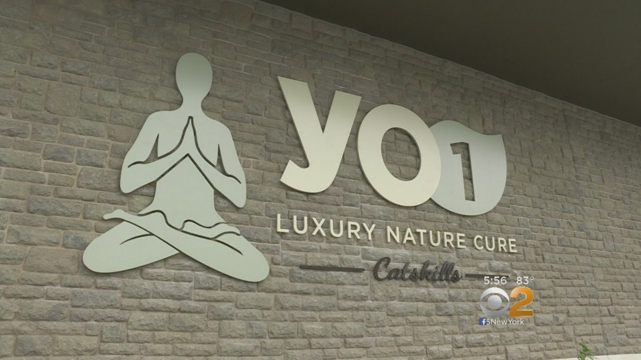 Yoga Center Comes To The Catskills Youtube