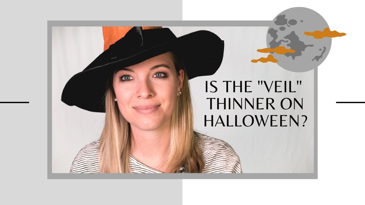 Is the Veil Really Thinner on Halloween?