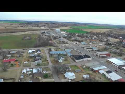 Binger, OK Aerial Video