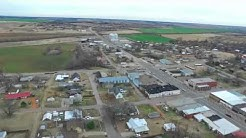 Binger, OK Aerial Video