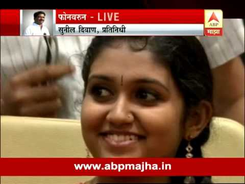 Solapur : Akluj : Rinku Rajguru left school : will give SSC exam from Outside