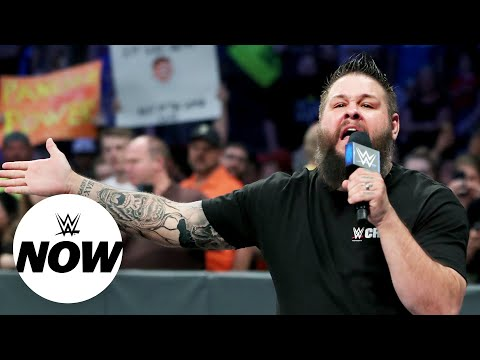 Reactions to Kevin Owens' shocking tirade: WWE Now