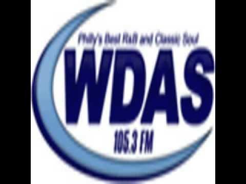 Sunday Night Oldies   105.3 WDAS-FM Philadelphia   Gone, But Not Forgotten!