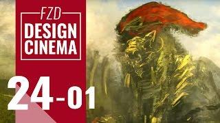 Design Cinema – EP 24 - Ancient Battle Part 01