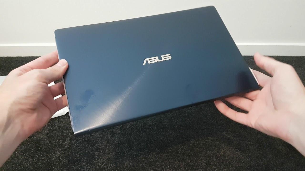 Unboxing - Asus Zenbook 14 UX433FN