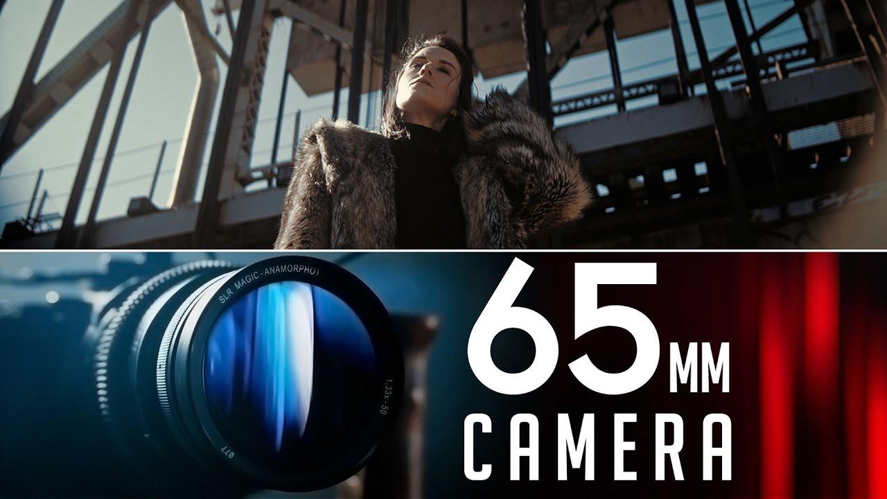 DIY 65mm Camera | Cinema Workshop