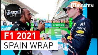 HAMILTON DÉJÀ VU: 2021 #SpanishGP Analysis