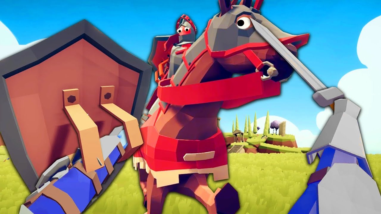 1V1 ARENA CHALLENGE - Totally Accurate Battle Simulator