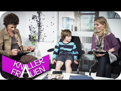 1 Million Dollar Puppe - Knallerfrauen mit Martina Hill