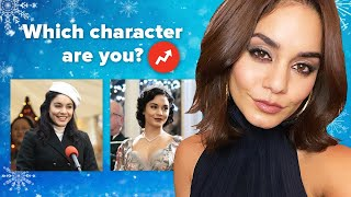 Vanessa Hudgens Finds Out Which