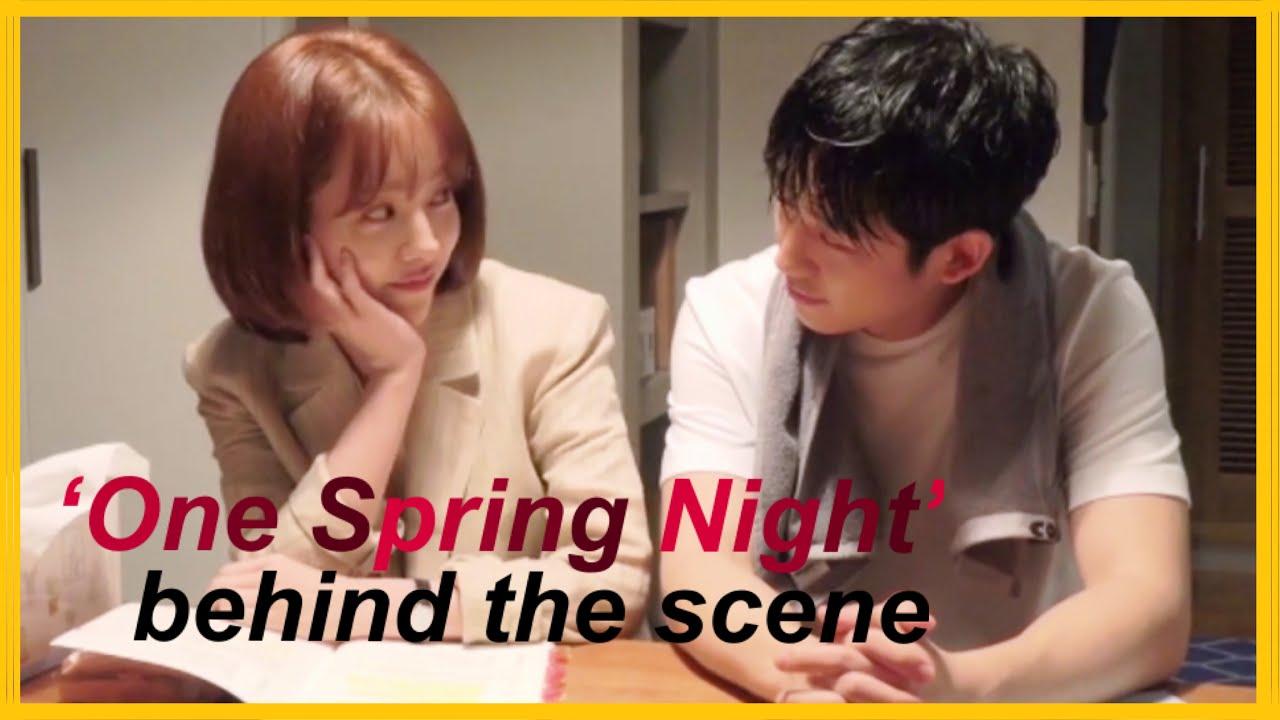 Download Jung Hae In ❤️ Han Ji Min ~ Off Cam Moments  'One Spring Night' (봄밤 정해인x한지민)