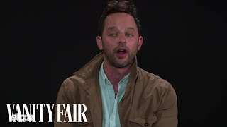 Nick Kroll Really Just Wants to Talk About Benghazi