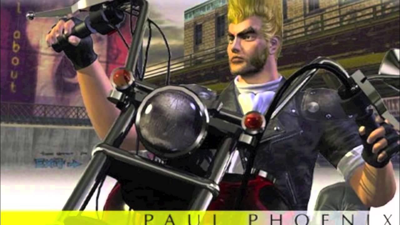 TEKKEN 3 - Paul Theme - YouTube
