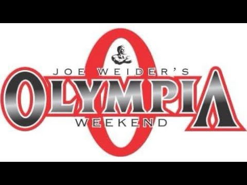 Olympia Weekend date announced!!